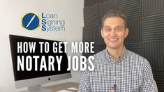Notary Jobs, Notary Public, Show Me The Money, Make More Money, Business Essentials, Business Ideas, Become A Notary, Mobile Notary, Paralegal