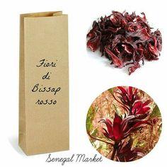 Tisana  fiori di Bissap Vimto di SenegalMarket su Etsy