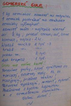 Fotoalbumy - NAJLEPŠIE RECEPTY.. - Pokec.sk