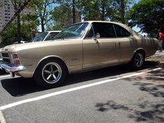Chevrolet Opala De Luxo 4100 Coupe 1978