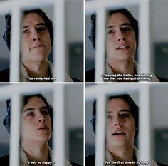 Riverdale 1x12 - I think I actually heard my heart break