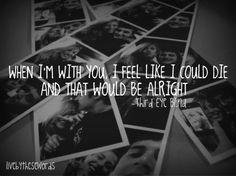 Song lyrics on Pinterest   George Strait, Goo Goo Dolls ...