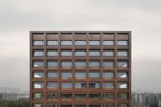 David Chipperfield Architects . Moganshan Road Office building . Hangzhou (5 0 (9)