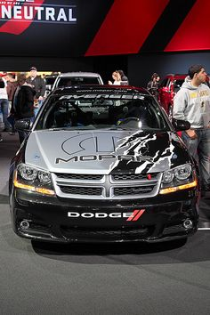 2011 Dodge Avenger Heat - Mopar and Magneti Marelli Rally Car - http://onlinecarpictures.info/2011-dodge-avenger-heat-mopar-and-magneti-marelli-rally-car/