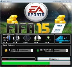 монеты Fifa 15 Ultimate Team Ios Coins ключи и пин коды игры Fifa
