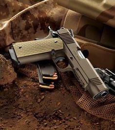 Kimber DesertWarrior  .45ACP