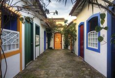 Pousada do Ouro - Paraty, RJ. I've stayed here twice. Lovely place. Paraty is amazing. Very friendly little coastal town.