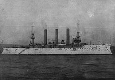 brooklyn. #2: The U.S.S. Brooklyn fought off the Spanish ship the Cristobal Colon and played an important part in the sea fight off the coast of Santiago on July 3, 1898.