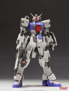 GUNDAM GUY: 1/100 Gundam F95 JD [Conversion Kit] - Customized Build
