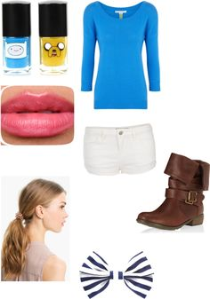 """""""adventure time"""" by monserrat-cambronero ❤ liked on Polyvore"""