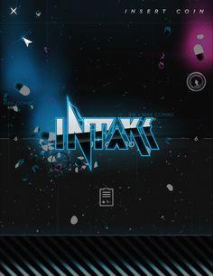 "Intake (""retro-futuristic drugstep arcade shooter.....Dr. Mario and Ikaruga..."") http://www.playintake.com/"