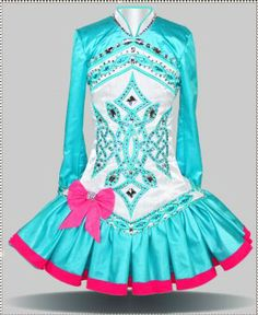 Elevation design irish dance solo dress costume irish for Elevation dress designs