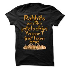Cool T-shirts [Best Sales] Rabbits Are Like Potato Chips Shirts . (3Tshirts)  Design Description: This design is only for people who like Rabbit.  If you do not utterly love this Tshirt, you'll SEARCH your favourite one by means of using search bar on the header.... -  #aerosmith #bacon #funny - http://tshirttshirttshirts.com/whats-hot/best-sales-rabbits-are-like-potato-chips-shirts-3tshirts.html