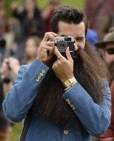 Beard Stories: @MadisoneRowley  http://www.beardrevered.com/gallery/madison-rowley-beard-stories/ #wbmc2015 #beardrevered
