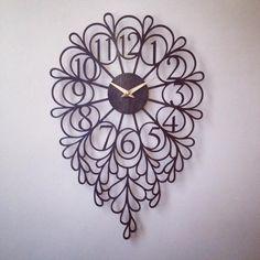 Sarah Mimo Clocks // Renegade Craft Fair Austin Summer 2014 SXSW Edition #renegadecraft