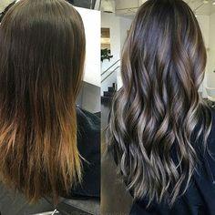 Chocolate Balayage? We give this look a 👍✂️ #BrambilaSalon #BrambilaBabes #hairsalon #weddingday #hairstylist #wedding #hairstyle #hairmarketing #hairhustle #hair #color #hairinspiration #hairdresser #hairideas #hairbrained #hairlover #hairstyles #hairdo #hairoftheday #hairlife #hairlove #PicOfTheDay #Santamonica #goodhair #color
