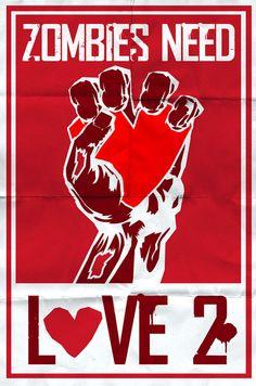 Warm Bodies ... Zombies need love 2