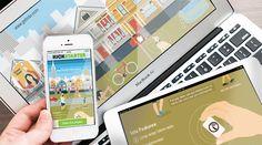 How to make our Iota Infographic: Iota GPS Tracking Device by Funders and Founders, via Behance. www.getiota.com