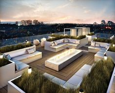 Luxury. outdoor-spaces