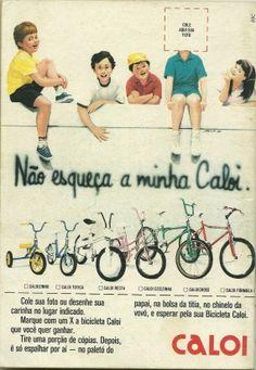 Não esqueça a minha Caloi (1989)