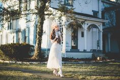 Our Gwen Gown shot by The Carrs Photography