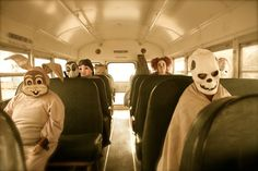 """  Trick 'r Treat   Warner Bros. Pictures and Legendary Pictures' horror thriller """"Trick 'r Treat,"""" Trick Or Treat Movie, Trick R Treat 2007, Sam Trick R Treat, Scary Movies, Horror Movies, Movies Showing, Movies And Tv Shows, Halloween Horror, Halloween Movies"""