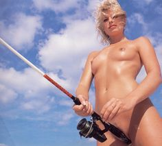 Girls kayaking naked — pic 6