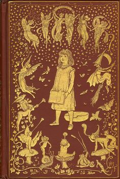 'The Brown Fairy Book', ed. Andrew Lang ; illustrated by H.J. Ford. Longmans…
