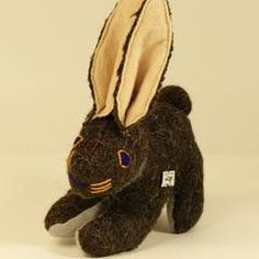 Wool Bunnies from Chiapas