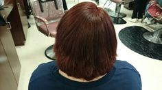Hair color I did