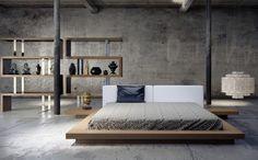 Modern ve Şık Yatak Odası Modelleri 2015