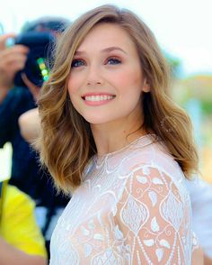 One of the most famous sister duos — yes, that Olsen duo — has a younger sister. It's an Olsen trio! We expect rising actress Elizabeth Lilly Colins, Elizabeth Chase Olsen, Elizabeth Olsen Scarlet Witch, Hollywood Celebrities, Hollywood Actresses, Actors & Actresses, Cannes, Palais Des Festivals, Teresa Palmer