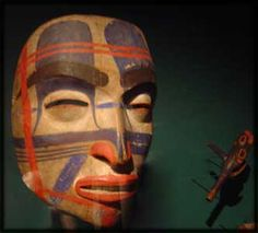 Haida Northwest Indian Art Artifacts