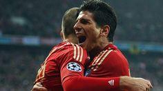 Bayern München 7 - 0 Basel
