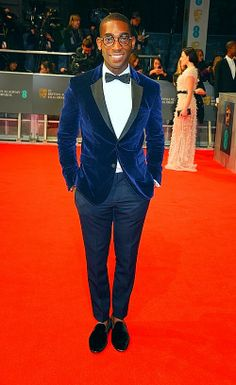mr.AUDE...style intricately: What Tinnie wore...BAFTAS red carpet.