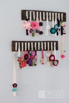 tinkerwiththis: hanging around: a headband holder