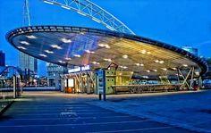 Rotterdam -  Station Blaak (de fluitketel)