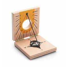 Kompass & Sonnenuhr, Manufactum