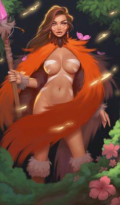 jan-unolt-forest-sorceress.jpg (941×1600)