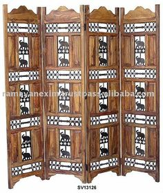 screen,wooden furniture,partition,room divider,home decor,home furniture,indian handicraft,solid wood furniture,mango wood