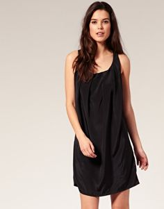 Vero Moda Twist Back Dress