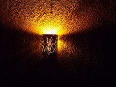 Lanterna de lata