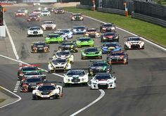 Blancpain GT Series Sprint Cup title race hotting up in Hungary | Official Site of Blancpain GT Series