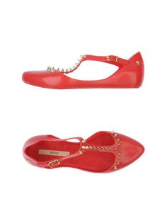 Another pair of MELISSA shoes? Why not? Ballet flats for $90 via yoox.com (Update, OCT 2014, only a large gray version left)