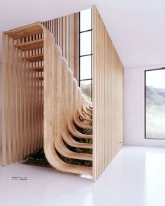 Phd stu _Architecture on interior design duplex stairs farahi house architect : eisa Interior Stairs, Home Interior Design, Interior Decorating, Stairway Decorating, Flat Interior, Residential Interior Design, Interior Designing, Diy Interior, Interior Design Inspiration