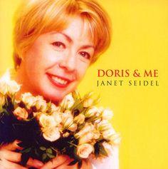 Australia's favourite cabaret singer JANET SEIDEL devises one-woman show and CD 'Doris & Me' Cabaret Show, Jazz Artists, Female Singers, Dory, Australia, Celebrities, Fan, Queen, Running