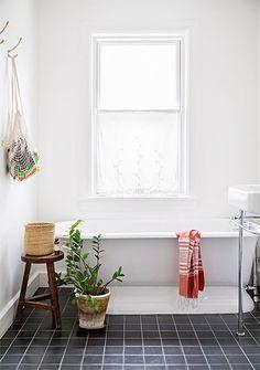 Net Bag as Bath Toy Storage