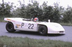 Nurburgring 1000km 1970.Vic Elford , Porsche 908-03.