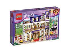 Lego Friends - 41101 - Jeu De Construction - Le Grand Hôtel De Heartlake City LEGO http://www.amazon.fr/dp/B00SDU34OS/ref=cm_sw_r_pi_dp_fmgqwb1115WGT