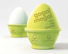 Self-Contained Egg Cookers  Gogol Mogol Lets You Instantly Create Hard Boiled Huevos